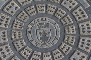 Capac canalizare Brașov
