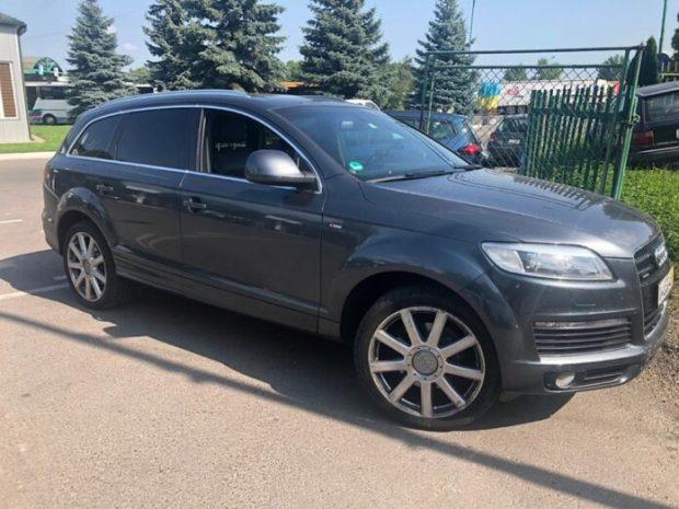 Львівські митники вилучили два автомобілі через підроблені документи