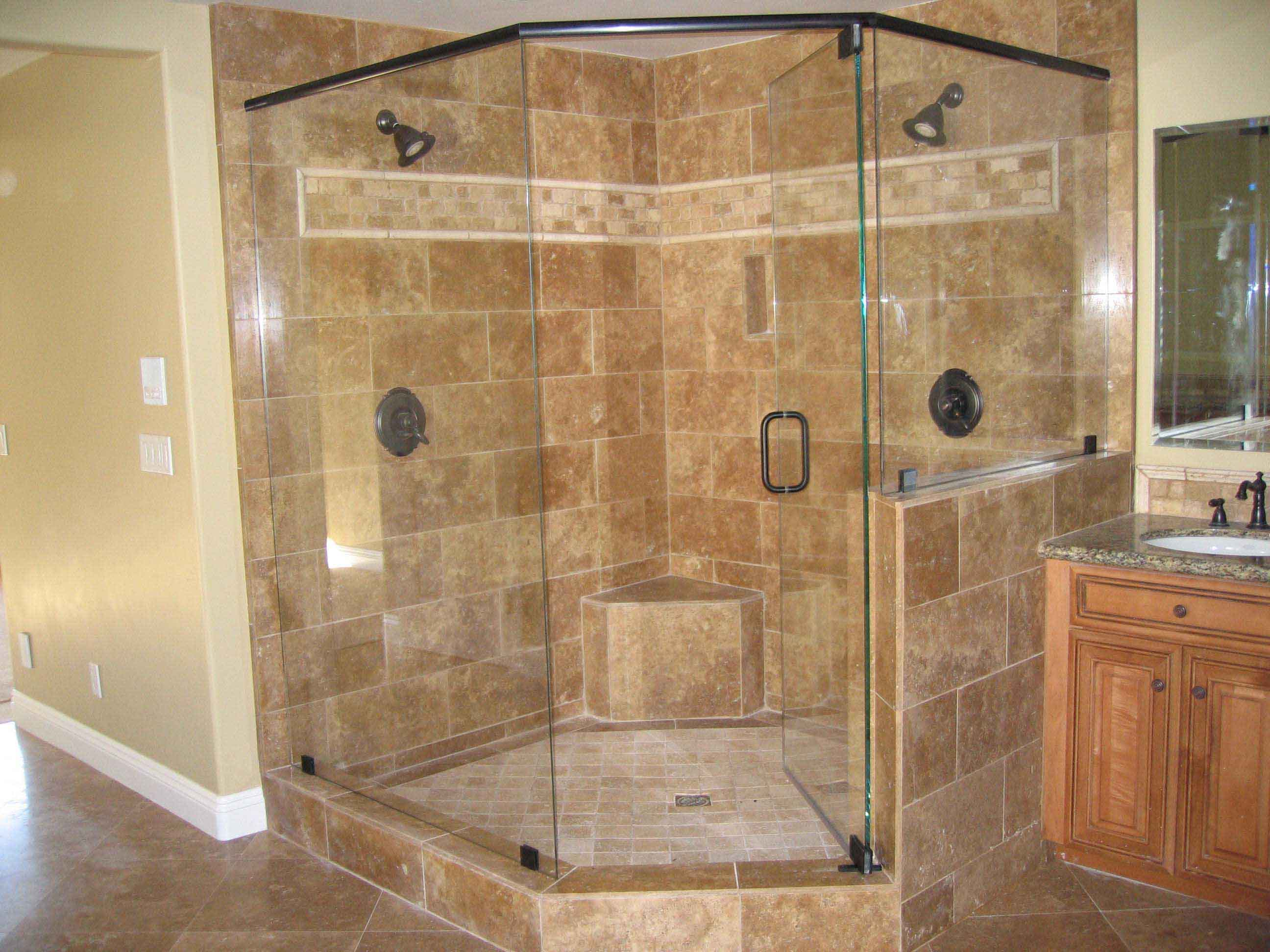 shower tile installation cost guide and