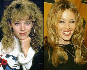 Kylie Minogue image reinventions