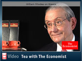 William Rhodes - Tea with The Economist