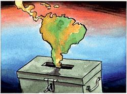 It's democracy, stupid | The Economist