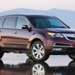 2013 Acura Mdx Review Ratings Edmunds