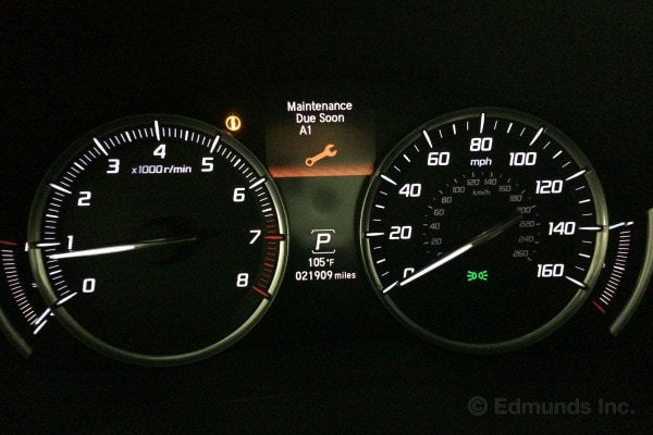 2014 Acura MDX AWD Long Term Road Test Maintenance