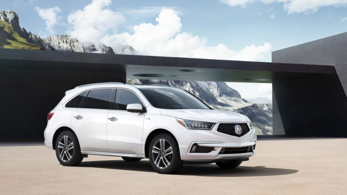 Build Your Own Acura Mdx
