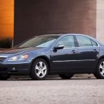 2007 Acura Rl Review Ratings Edmunds