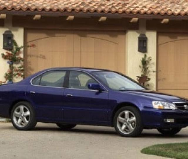 2002 Acura Tl Type S 4dr Sedan