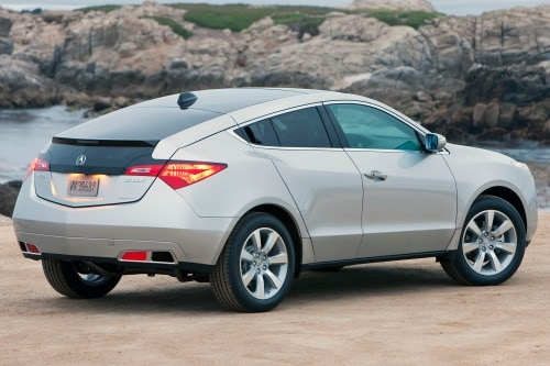 Used 2010 Acura Zdx For Sale Pricing Amp Features Edmunds
