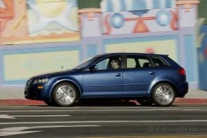 2006 Audi A3 Road Test