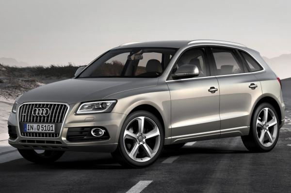 2017 Audi Q5 SUV Pricing - For Sale | Edmunds