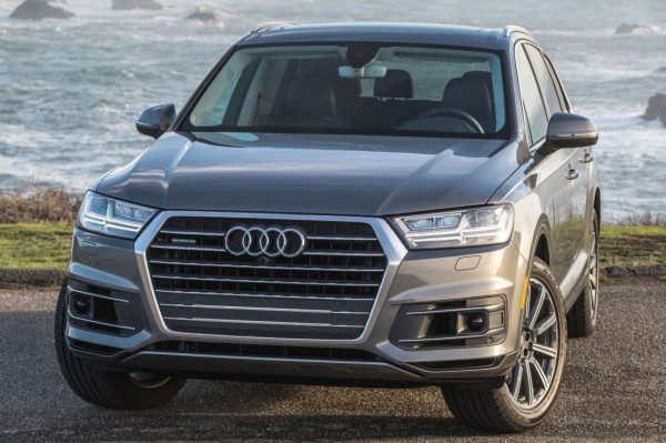 Used 2017 Audi Q7 for sale - Pricing & Features | Edmunds