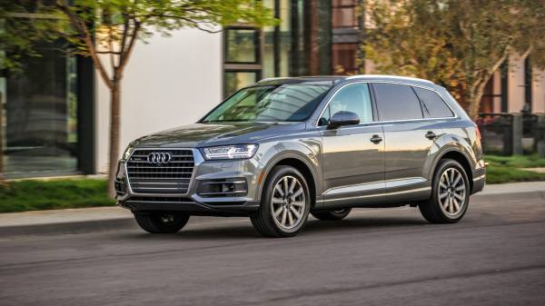 2017 Audi Q7 Review & Ratings | Edmunds