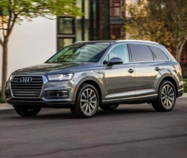 Audi Qt Prestige Quattro Dr Suv Exterior Options Shown