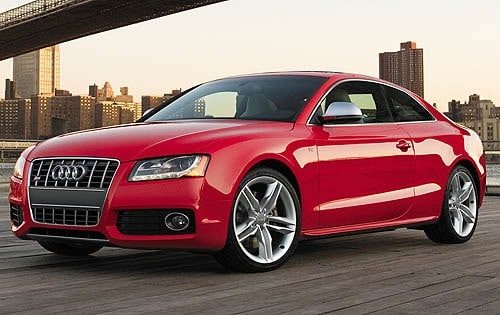 Used 2008 Audi S5 Coupe Pricing For Sale Edmunds