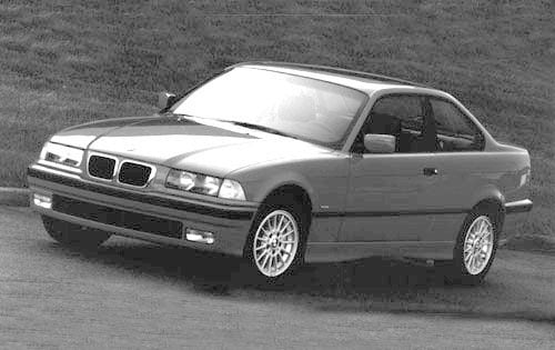 Used 1997 Bmw 3 Series Coupe Pricing For Sale Edmunds