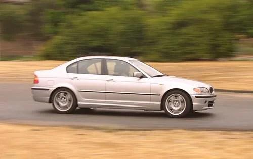 Used 2003 Bmw 3 Series Sedan Pricing For Sale Edmunds