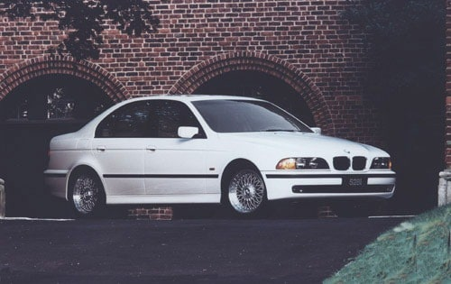 Used 1999 Bmw 5 Series Sedan Pricing For Sale Edmunds
