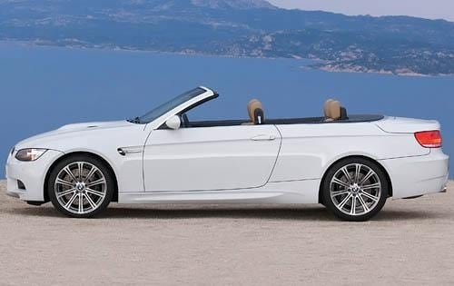 Used 2011 Bmw M3 Convertible Pricing For Sale Edmunds