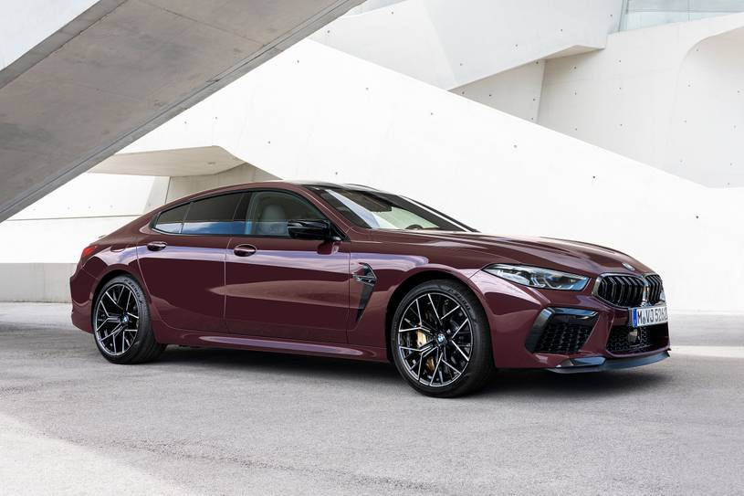 2020 BMW M8 Gran Coupe Prices, Reviews, and Pictures | Edmunds
