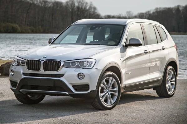 2017 BMW X3 Diesel Pricing - For Sale | Edmunds