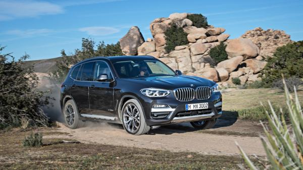 2018 BMW X3 Review & Ratings | Edmunds