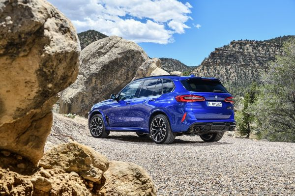 2020 BMW X5 M Prices, Reviews, and Pictures | Edmunds