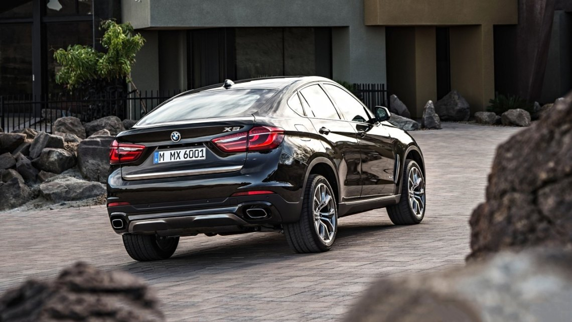 2018 bmw x6 pricing - for sale | edmunds