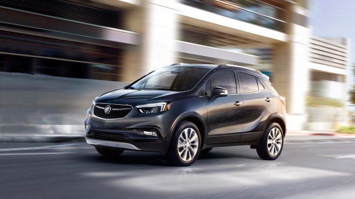 2019 Buick Encore Pricing Features Ratings And Reviews