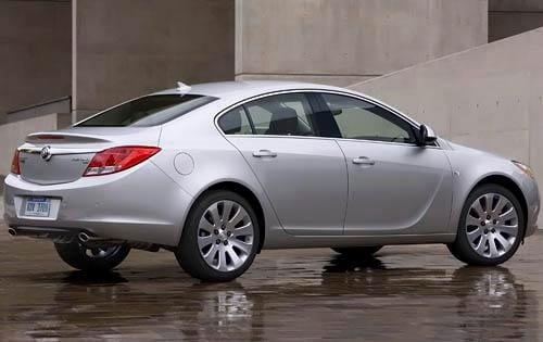 Used 2011 Buick Regal For Sale Pricing Amp Features Edmunds