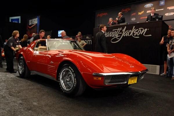 1970 Chevrolet Corvette LT-1