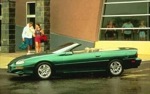 Chevy Specs 1997 Camaro