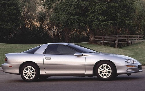 Used 2000 Chevrolet Camaro Pricing For Sale Edmunds