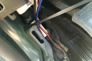 Installing a Trailer Brake Controller  2015 Chevrolet