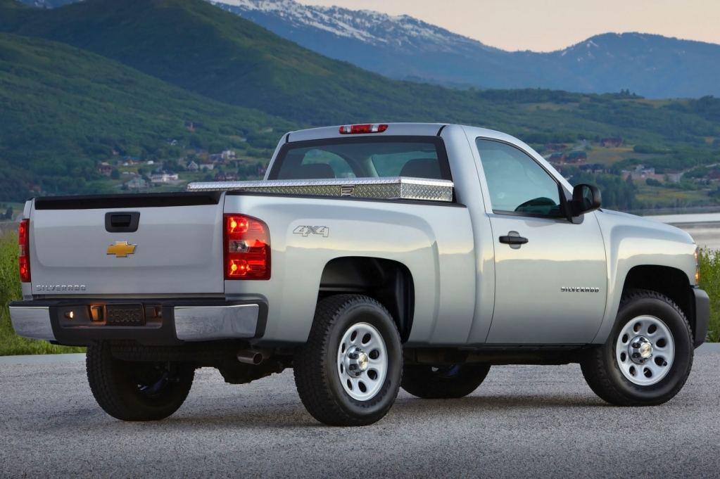 Used 2013 Chevrolet Silverado 1500 Regular Cab Pricing ...