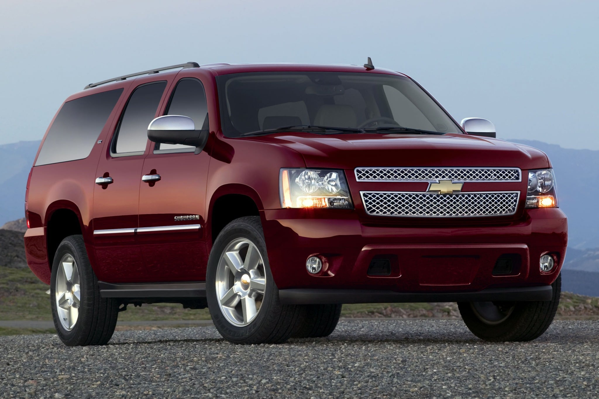 2012 Chevy Suburban 1500 Fearures And Pics