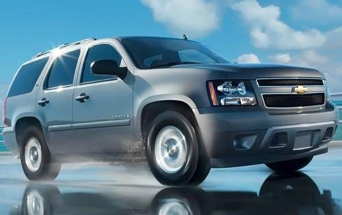 2010 Chevrolet Tahoe Review Amp Ratings Edmunds