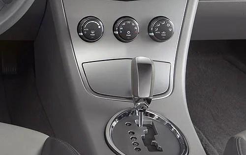 Chrysler Indicators Sebring 2008 Warning