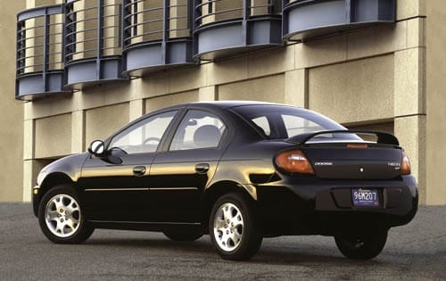 Transmission Stock Dodge 2003 Neon