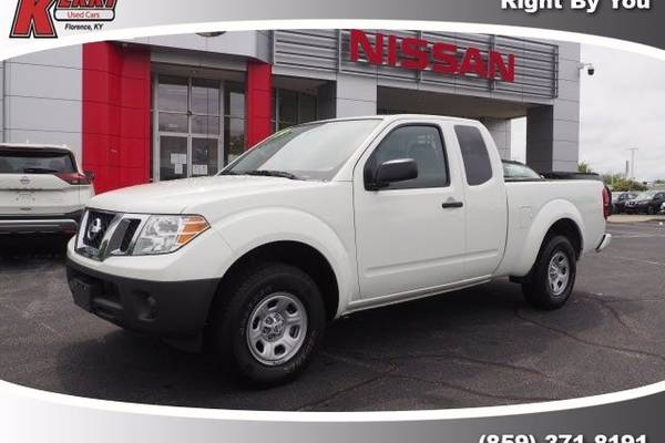 used nissan frontier for sale in