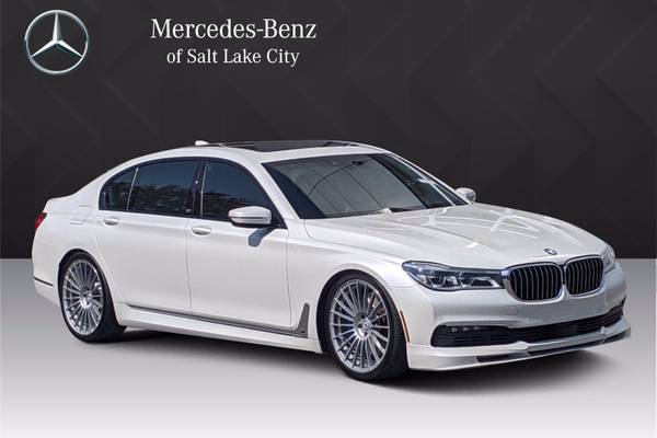 Used White Bmw Alpina B7 For Sale Edmunds