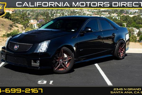 used 2013 cadillac cts v for sale near