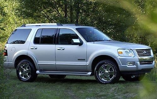 Used 2009 Ford Explorer Pricing For Sale Edmunds