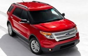 Used 2011 Ford Explorer SUV Pricing & Features | Edmunds