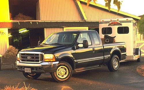 2007 Ford F 250 Extended Cab