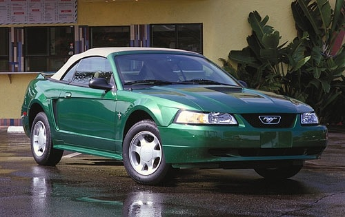 Used 2004 Ford Mustang Pricing For Sale Edmunds