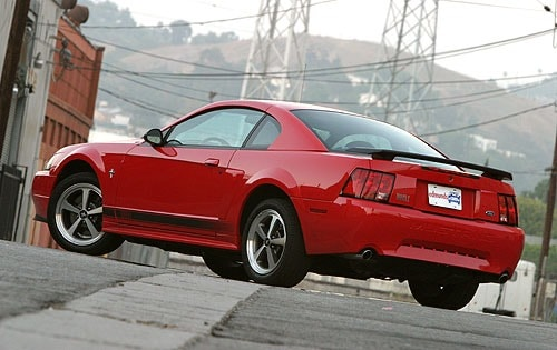 Used 2004 Ford Mustang Mach 1 Premium Pricing For Sale