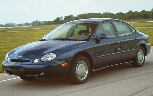 Used 1996 Ford Taurus Sedan Pricing For Sale Edmunds