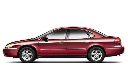 Used 2006 Ford Taurus Pricing For Sale Edmunds