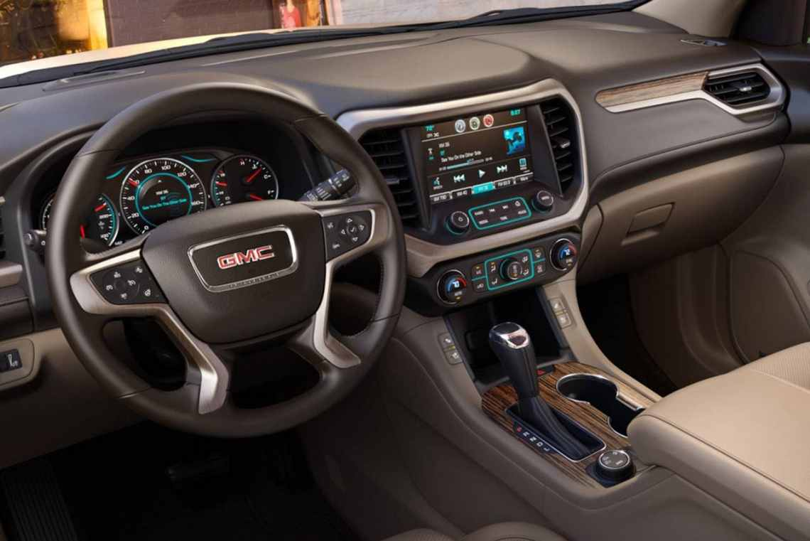 used 2018 gmc acadia for sale - pricing & features | edmunds