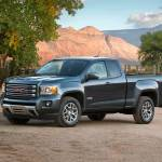 2020 Gmc Canyon Prices Reviews And Pictures Edmunds
